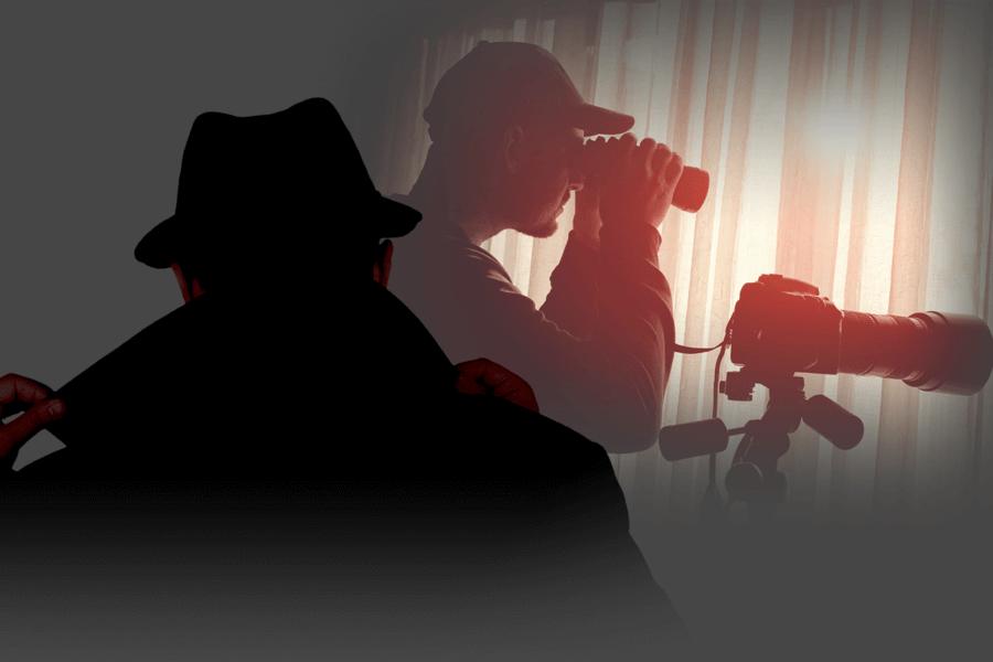 Spy Detective