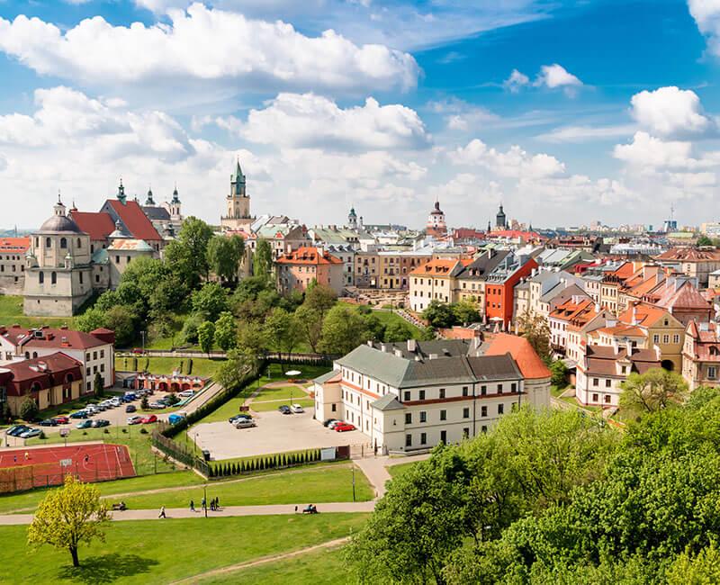 Lublin - Detektyw