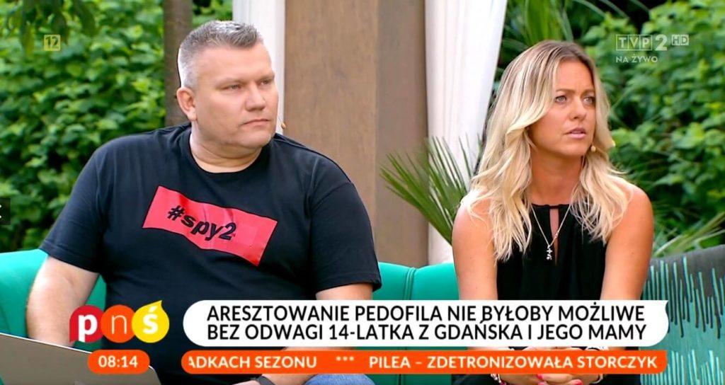 pedofil zatrzymanie